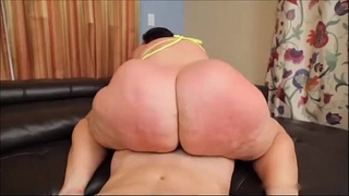 Bbw arse pretty appealing white
