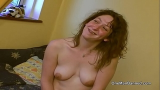 Ugly council estate doxy ready to do anal on camera