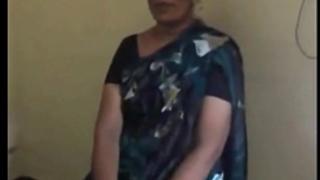 Indian desi teacher aunt stripping and engulfing jock of her co-worker mms - indian sex movie scenes