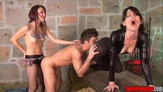 Alexa ray and sharron petite dong fuck lance hart