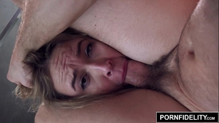 Pornfidelity alyssa cole constricted rectal hole stretched out