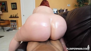 Pawg marcy diamond copulates large dark knob pov