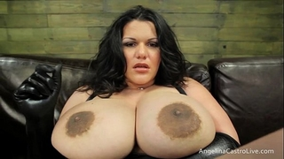 Big titted angelina castro dicks domination!