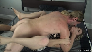 Son forces mommy to fuck him - fifi foxx and schlong ninja
