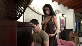 My doxy of a black cock sluts seduces younger guy vol. 1